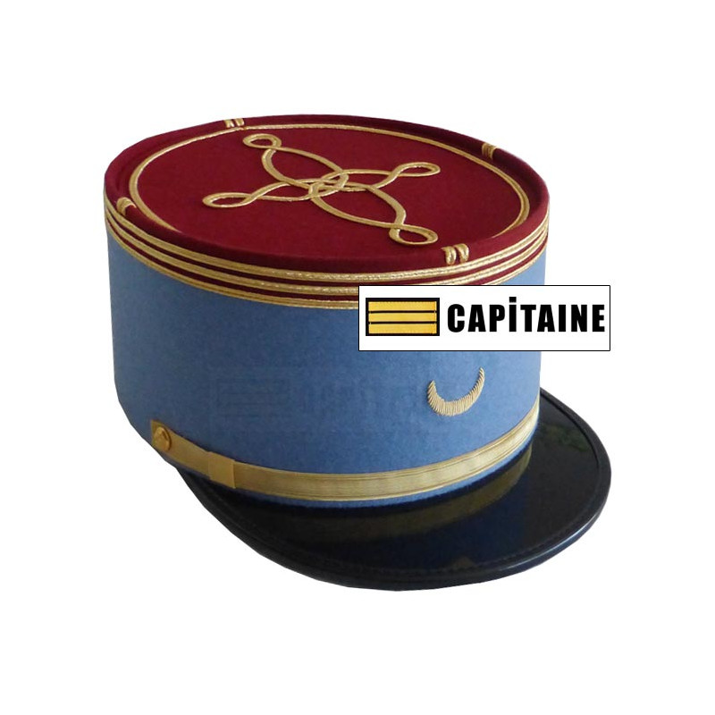 Képi Capitaine Spahis
