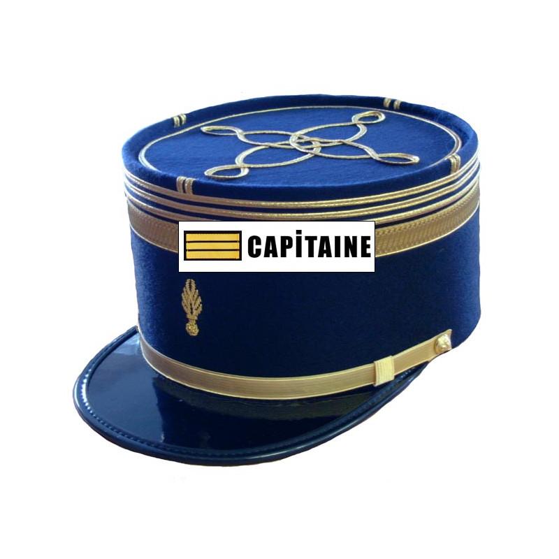 Képi Capitaine Gendarmerie mobile